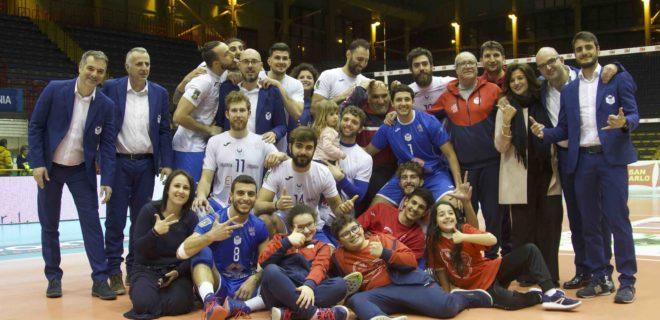 Elios Messaggerie torna a vincere al PalaCatania 3-0 sul Club Italia
